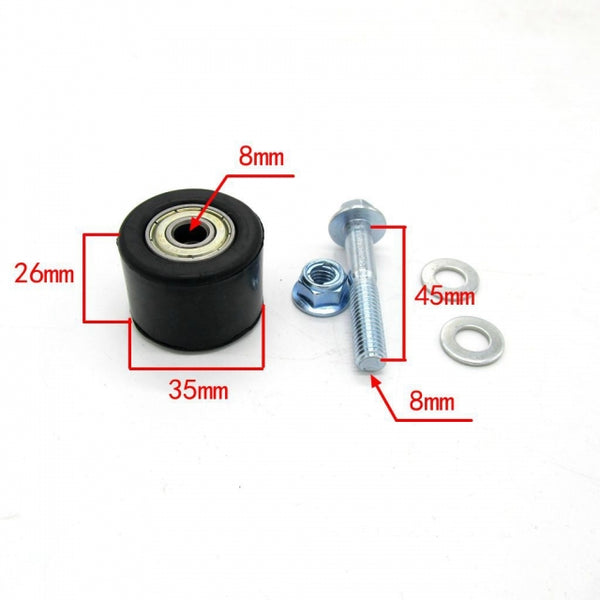 Chain Roller Set for Yamaha ATV and more