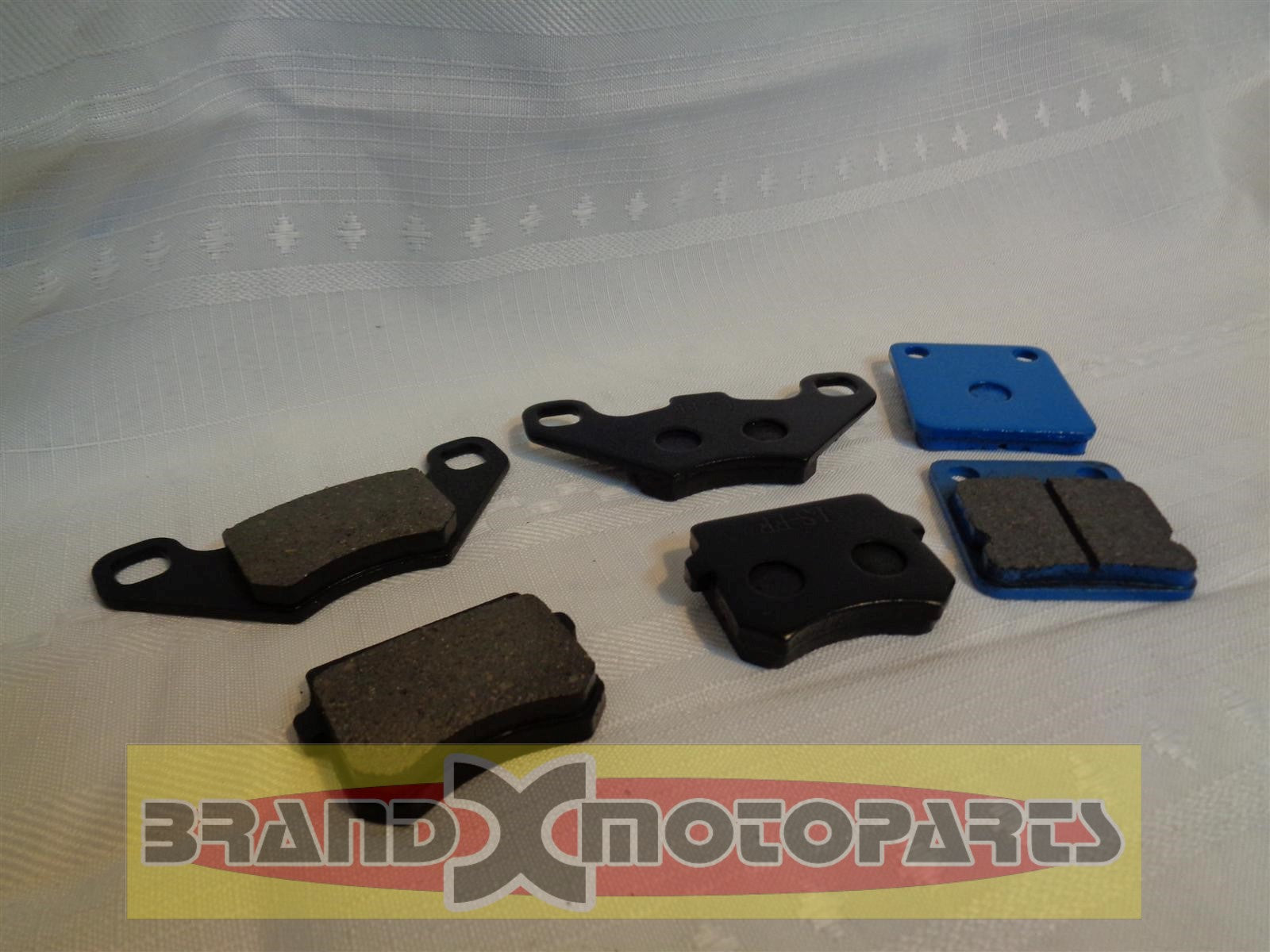 Brake Pad Set 2 front 1 rear for Buggy's, Go Kart and ATV6
