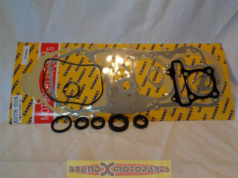 Long Case Gasket Set & Seal Kit for your GY6 150cc