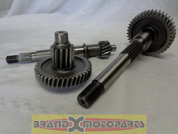 GY6 150cc Transmission Gear Set for your Scooter, ATV, Buggy or Go Kart