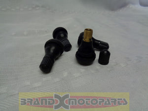 Short Valve Stem for your Buggy, Go Kart and ATV 50cc to 250cc GY6 (4 Pack)