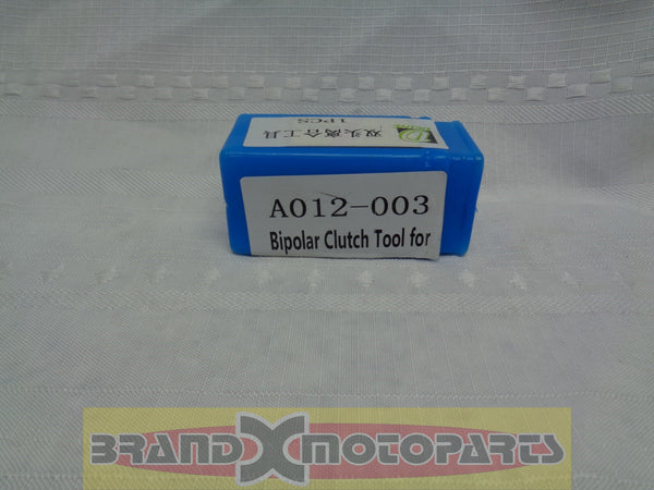 Clutch Nut Tool for 50cc-125cc ATV, Dirt Bike & Go Kart