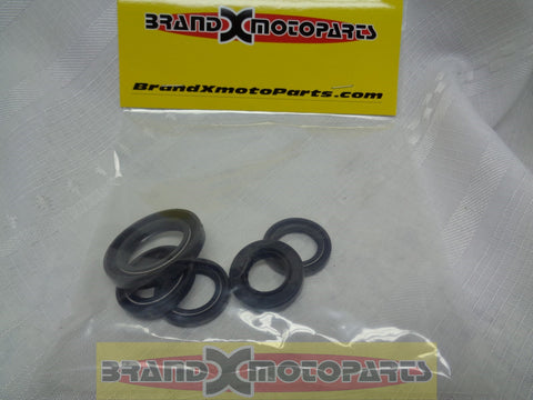 Oil Seal Set GY6 50cc Chinese Scooter 139QMB
