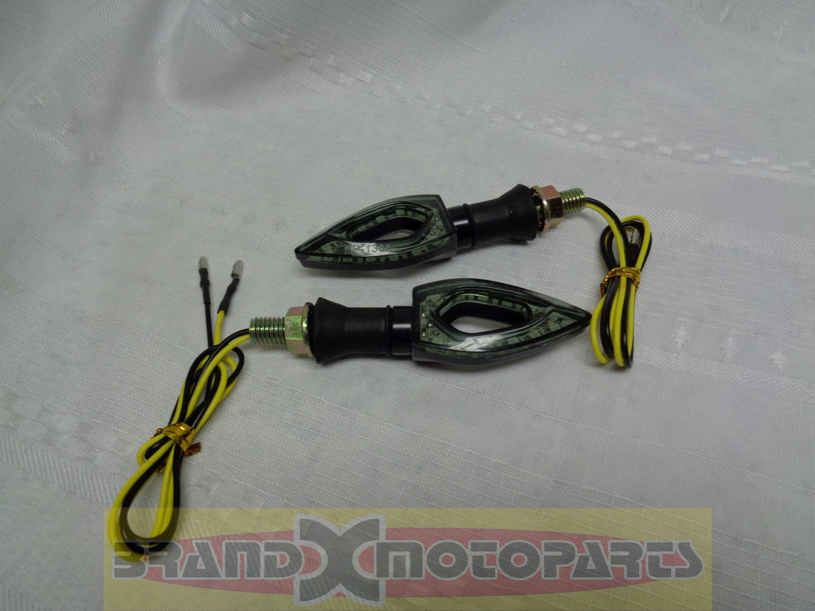 LED Turn Signal Indicator Light 12V for Motorcycle, Buggy's and Scooter's
