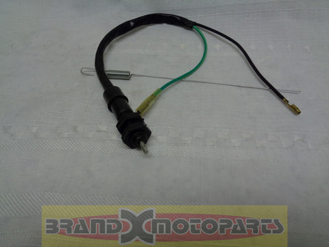 Rear Brake Light Switch for Foot Brake, Universal ATV, buggy's, Gokart Scooters