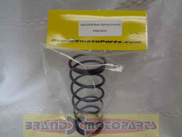 1500 RPM Main Contra Spring For GY6 150 Scooter, Buggy, Go Kart and Atv