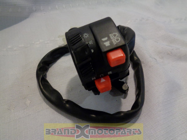 Left Switch Assembly with Choke Lever for ATV 50cc to 250cc