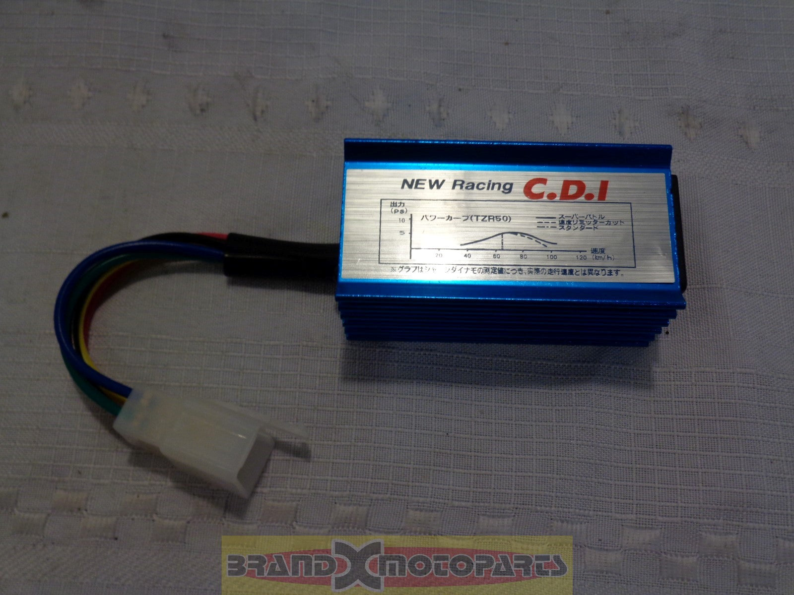 Performance  CDI Box 5 Pin 50cc 70cc 90cc 110cc 125cc ATV, Quad, Go Kart