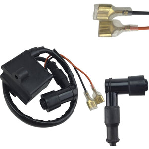 Gas Bike Ignition Coil for 2-Stroke 49cc 66cc 80cc