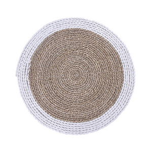 PLACEMAT NATURAL KNIT