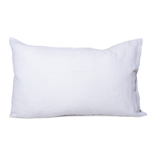 PILLOW COVER CHANTI WHITE / 40X70
