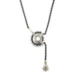 ADJUSTABLE SPROCKET NECKLACE - X SMALL