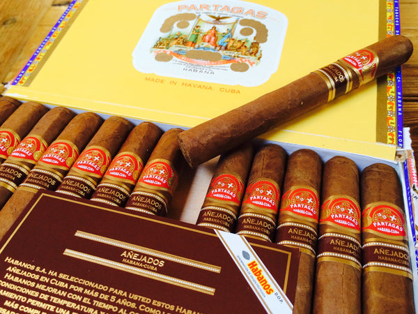 "Habanos, S.A. presents its new ""Añejados"" in 2016"