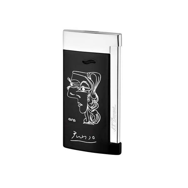 S.T. Dupont - Slim 7 Picasso Limited Edition Lighter