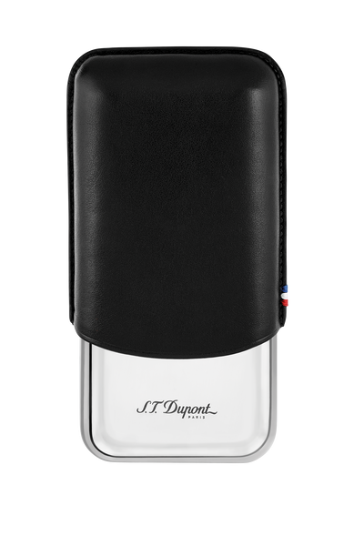 S.T.Dupont - Triple Cigar Case - Brown