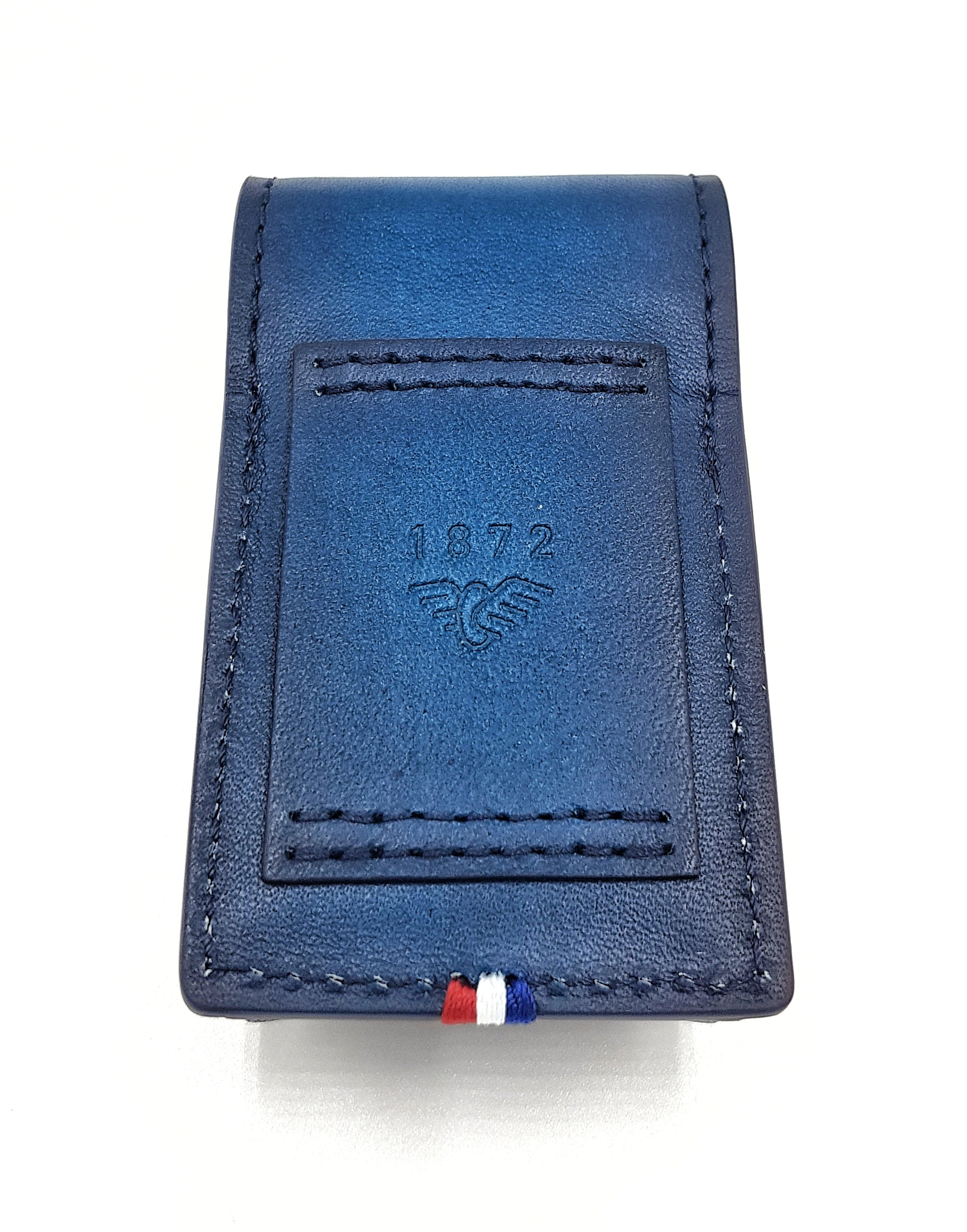 a8fee26800ca S.T. Dupont - Le Grand - L2 Lighter Case - Blue - Havana Cigar Exchange