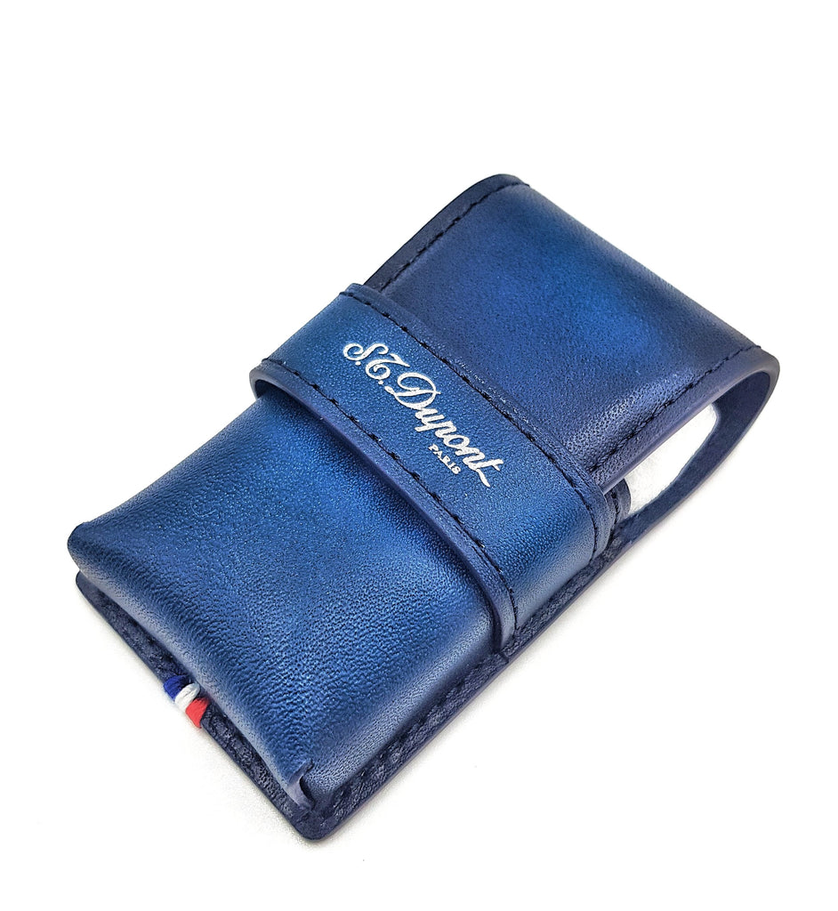 S.T. Dupont - Le Grand - L2 Lighter Case - Blue