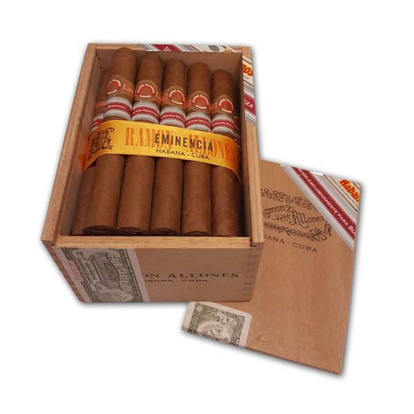 RE 2005 Swiss - Ramon Allones - Eminencia