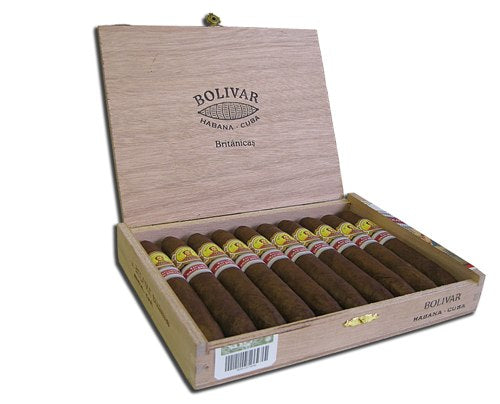 RE 2011 UK - Bolivar - Britanicas