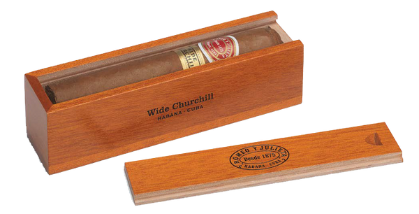 Romeo y Julieta - Wide Churchill - Single Coffin