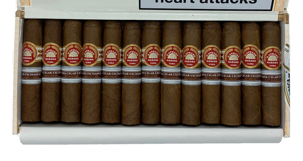 H. Upmann - Half Corona - Box of 25