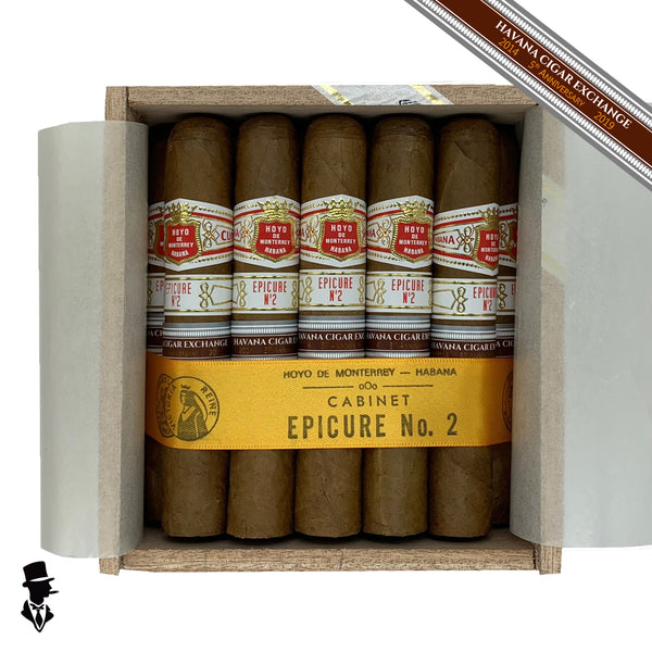 Hoyo de Monterrey - Epicure No. 2 - Box of 25