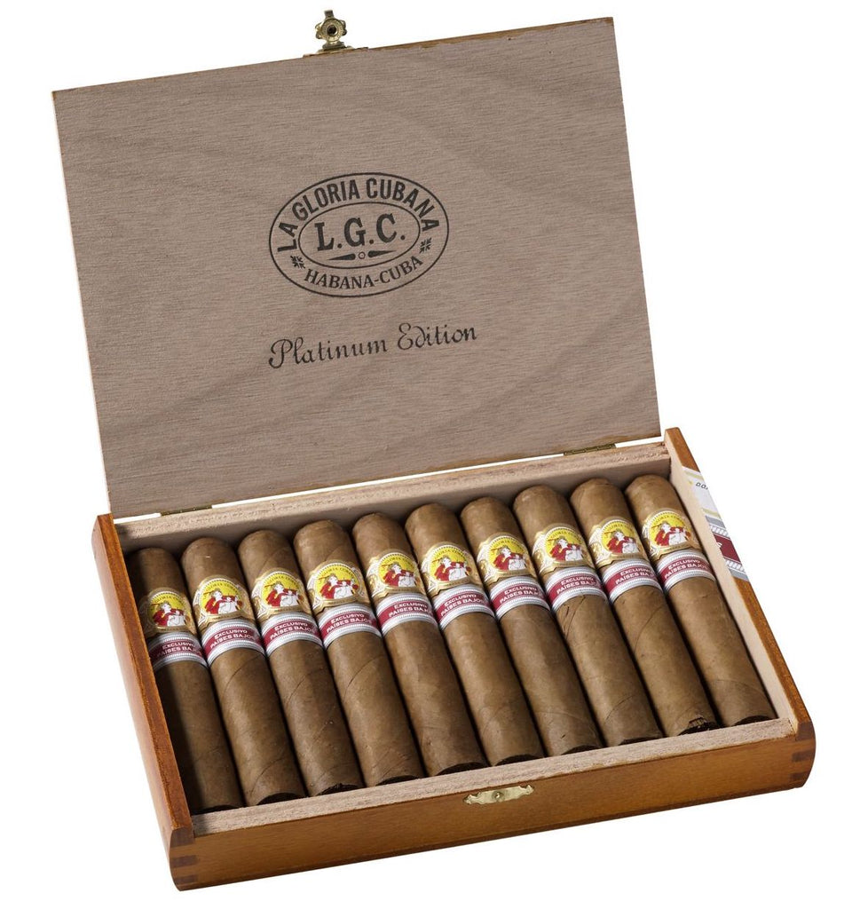 RE 2016 Paises Bajos - La Gloria Cubana - Platinum Edition