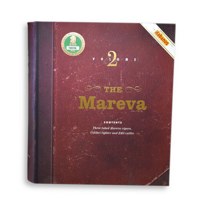 *Mareva Book Habanos Gift Selection