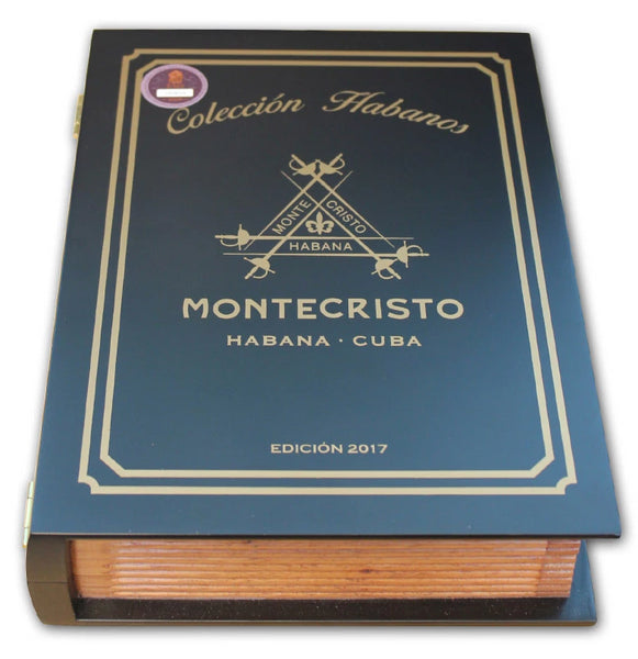 Montecristo - Gran Piramides - Collection Book (2017)
