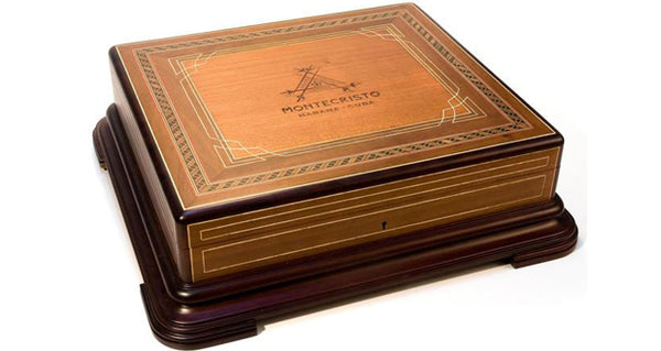 Montecristo - Double Coronas - Replica Antique Humidor (2009)
