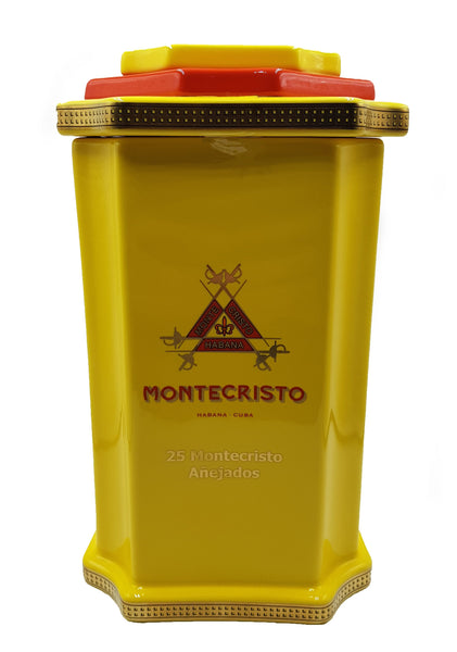 Montecristo - Churchills Anejados / 25 Cigars (2018)