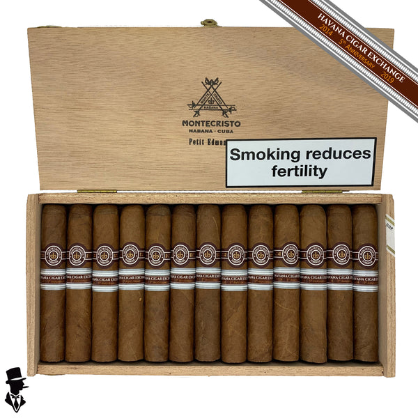 Montecristo - Petit Edmundo - Box of 25