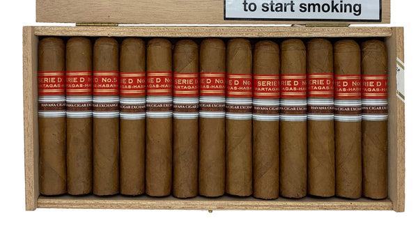 Partagas - Series D No. 5 - Box of 25
