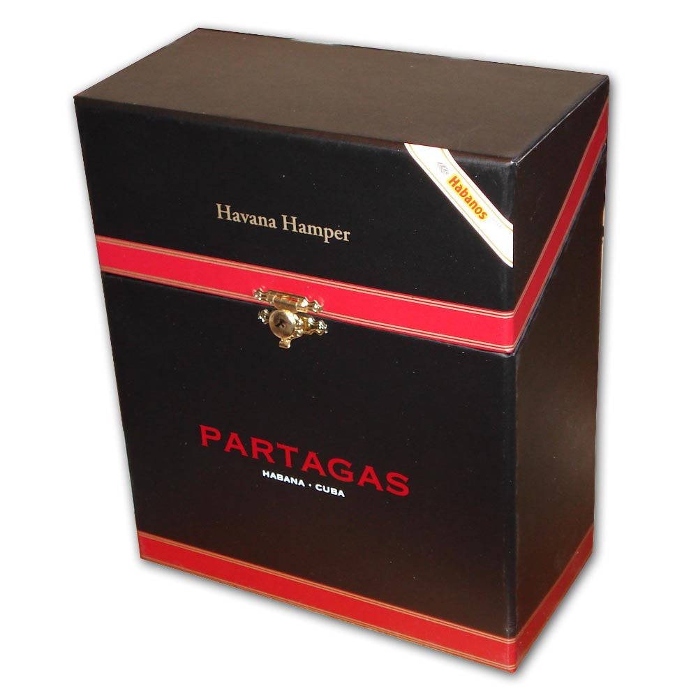 EMS Havana Hamper - Partagas - Cigar Accessories Set