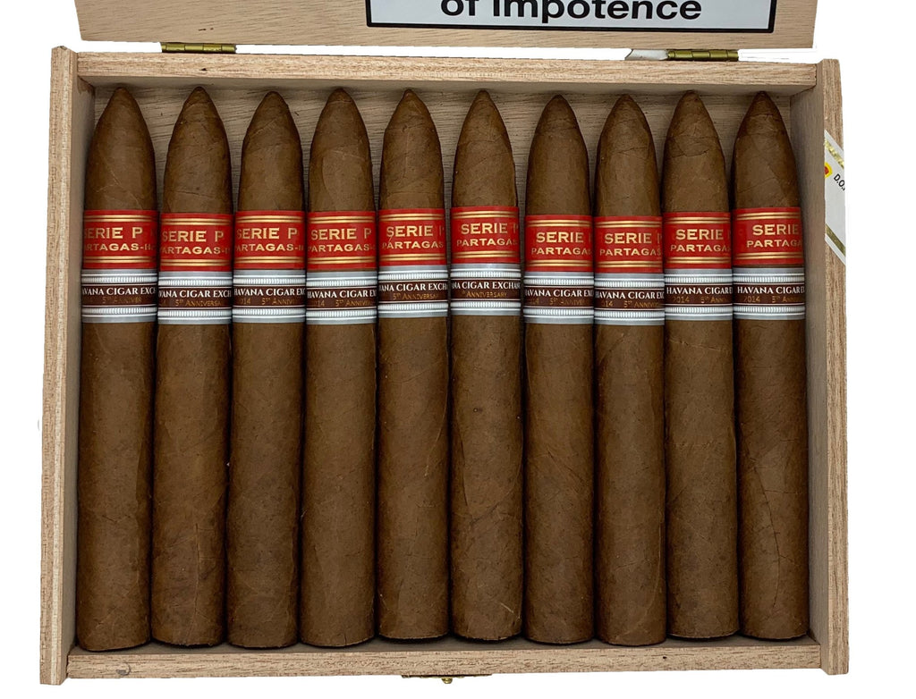 Partagas - Series P No. 2 - Box of 10