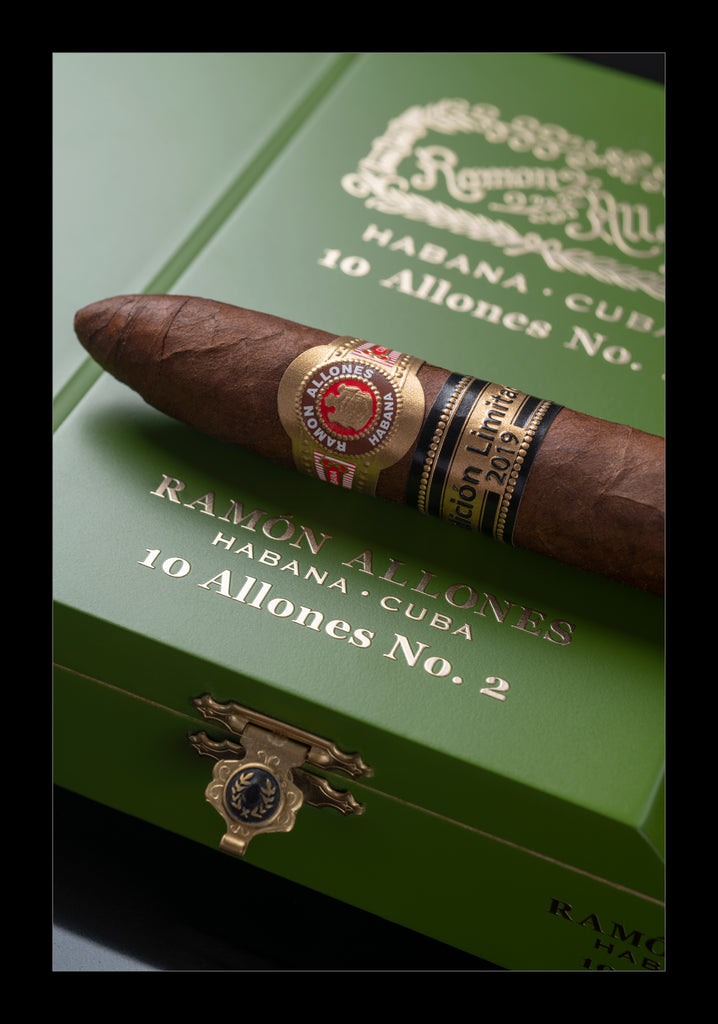 LE 2019 - Ramon Allones - Allones No. 2