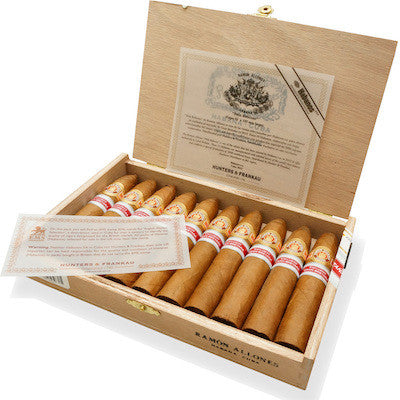 Regional Edition 2012 UK - Ramon Allones - Petit Belicosos
