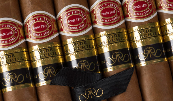 Romeo y Julieta Wide Churchill - Gran Reserva Cosecha 2009
