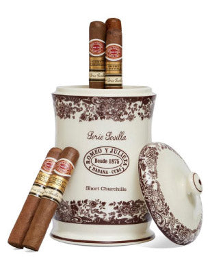 (J) Romeo y Julieta - Short Churchill Jar - 19 cigars (2020)