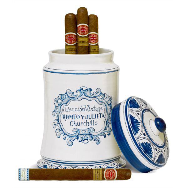 (J) Romeo y Julieta - Churchill Jar / 19 Cigars (2017)