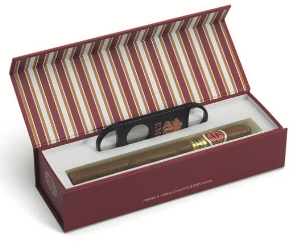 Romeo y Julieta - Churchill and Cutter Gift Box