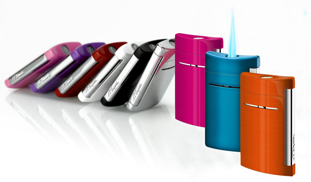 S.T. Dupont - Minijet Lighters Collection