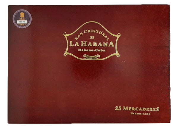 (A&R) San Cristobal - Mercaderes (2007) - Aged & Rare by H&F - Series 1790
