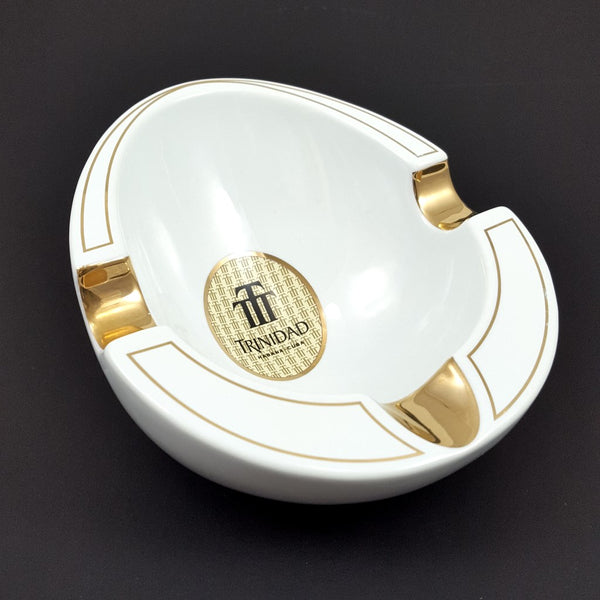 "Trinidad Oval ""Collectors Edition"" Ashtray"