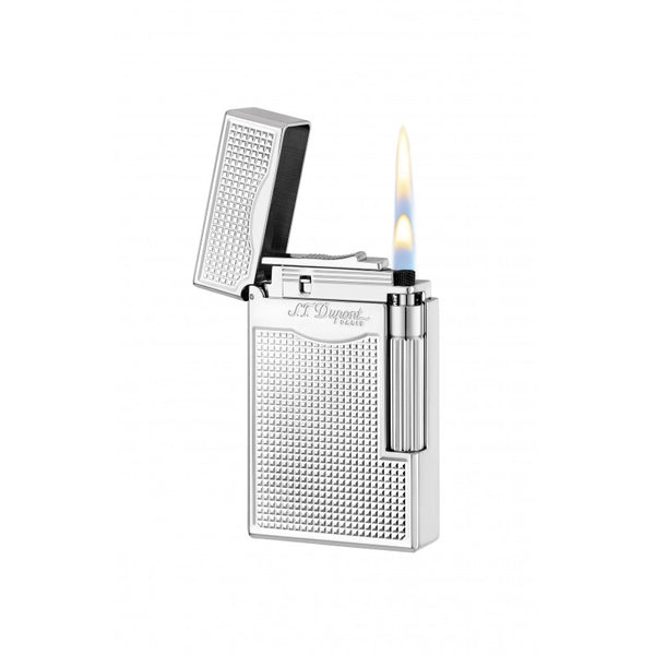 S.T. DUPONT - LE GRAND - GOLDSMITH AND PALLADIUM LIGHTER