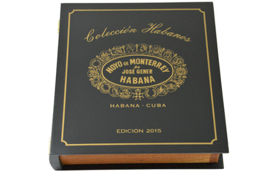 Hoyo De Monterrey - Maravillas 2015 - Collection Book