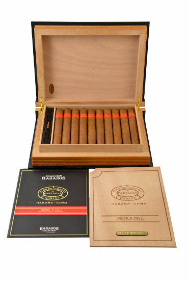 Partagas - Series E 1 - Collection Book