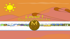 Martian Mathematics Level 1 Supplements including skip counting worksheets, puzzles, and addition and subtraction worksheets.