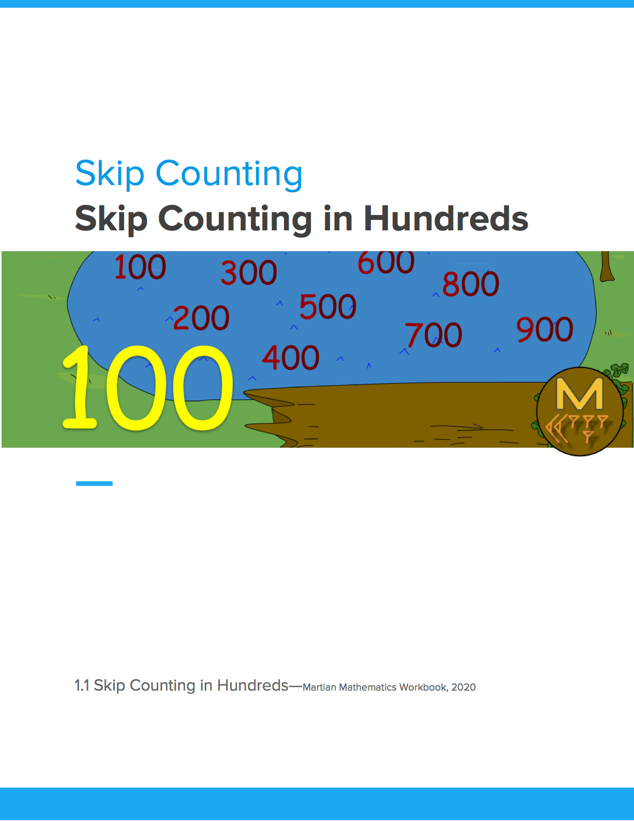 Skip Counting in Hundreds