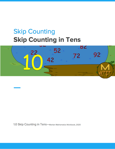 Skip Counting in Tens